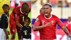 AFCON 2019: Video ya nyota wa Madagascar akimtania 'mtoto' wa Mesut Ozil wa Kenya yasambaa