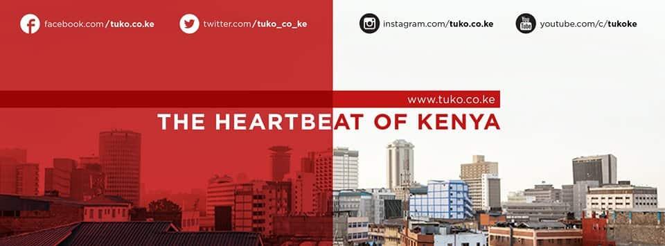 TUKO.co.ke ranked second most recognized news app in Kenya