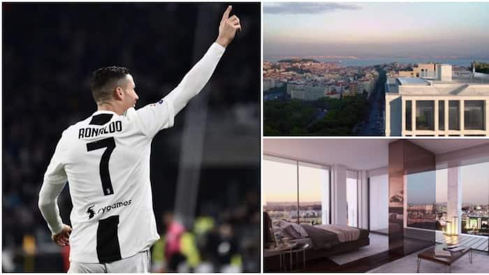 Hoteli za kifahari za Ronaldo zakanusha madai za kugeuzwa hospitali ya coronavirus