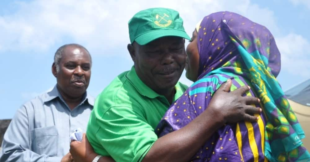 Picha za kupendeza za mume wa Rais wa Tanzania Samia Suluhu Hassan, Hafidh Ameir