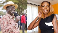 Raila Odinga Praises Adelle Onyango for Combative Speech on France's Role in Africa's Troubles