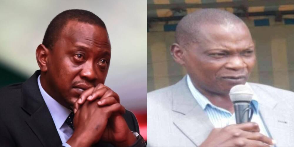 Rais Uhuru amuomboleza mbunge wa Kabuchai James Lusweti