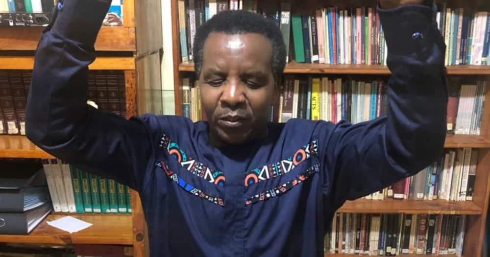 We prayed to God to scatter BBI, I'm glad it's happening, Reuben Kigame