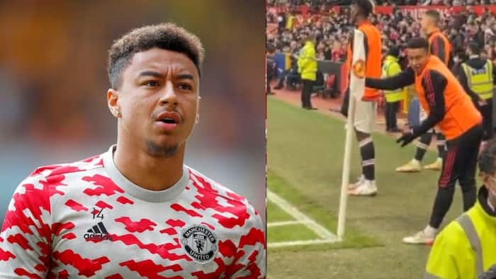Jesse Lingard Speaks after Viral Incident of Man United Star Exchanging Words with Fan During Liverpool Mauling