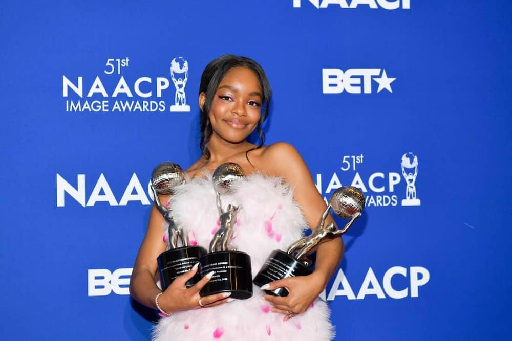 black actresses under 40