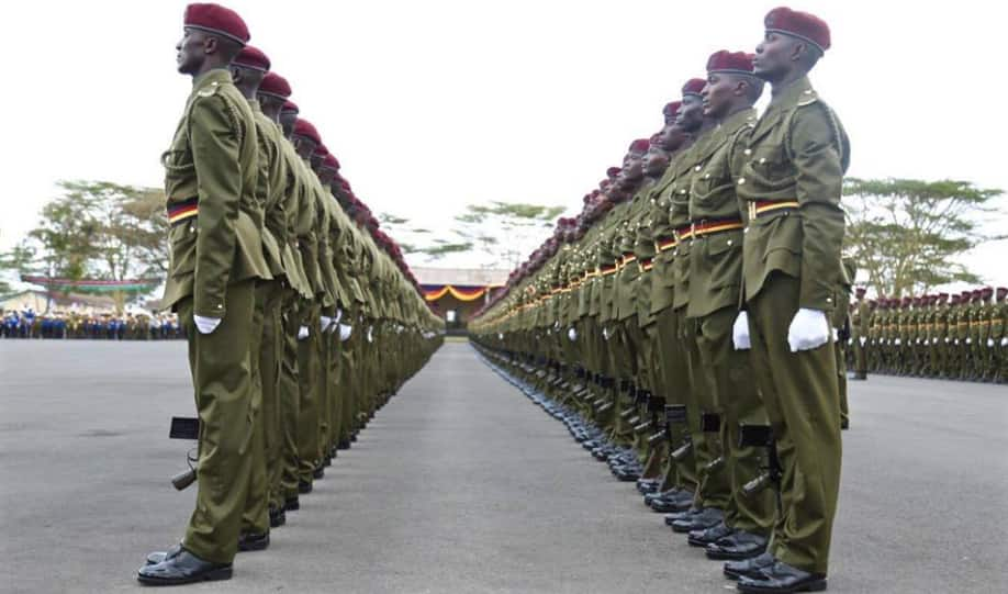 Graduate police officers sue government over poor pay