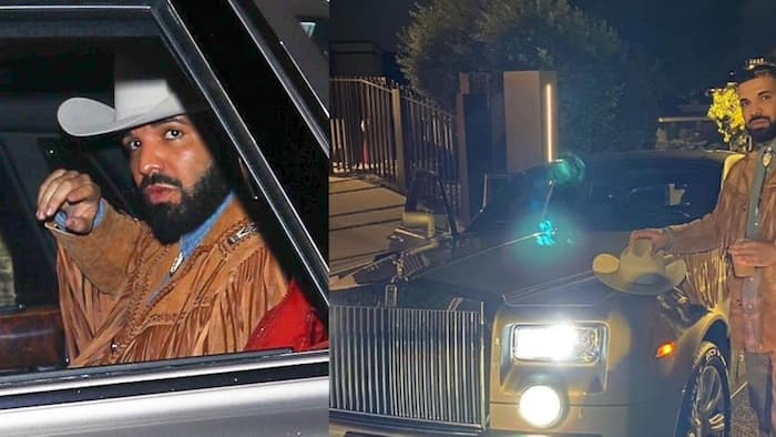 Drake Discloses Renting Rolls Royce Phantom in 2007 for Show Off, Calls It Extreme Manifesting