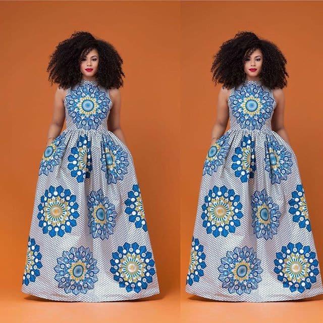Best Kitenge dress designs for weddings in Kenya 2020