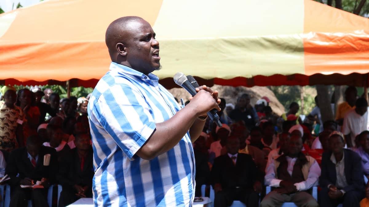 Seneta wa ODM asema sura yake ni kivutio na ndio maana wanawake walimpa kura