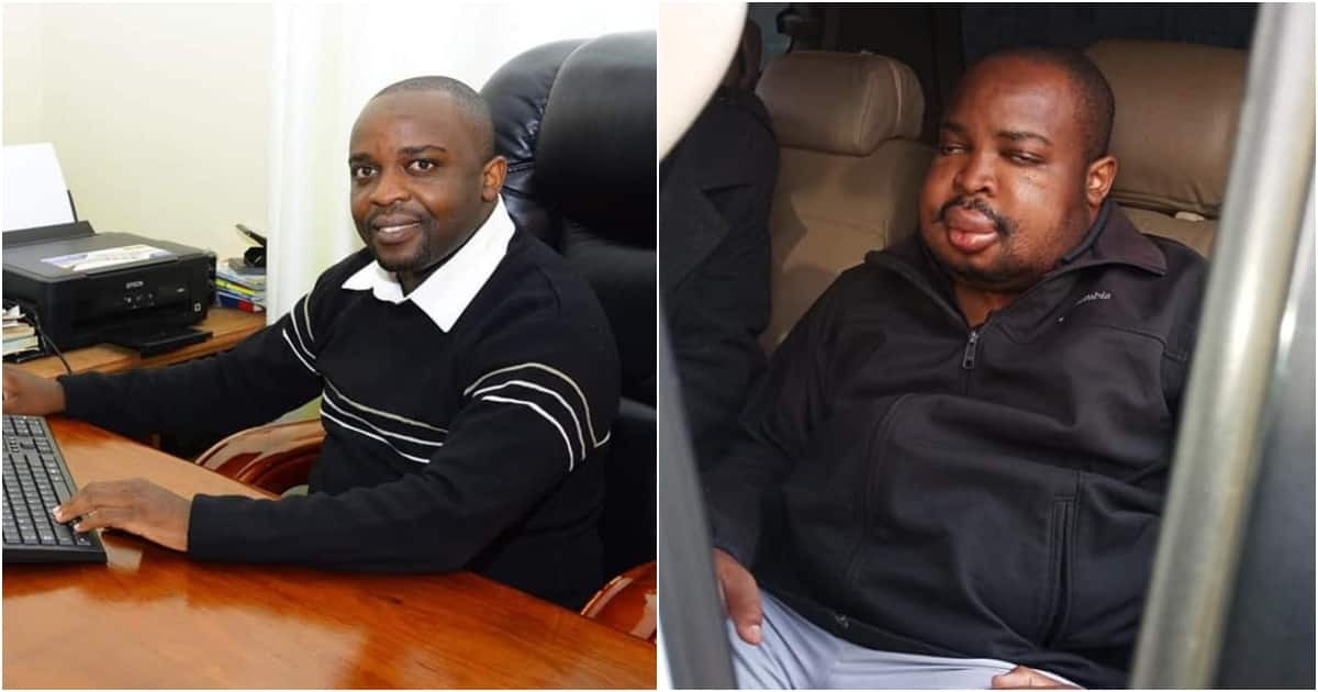Appeal launched to help Carl Kwendo who is slowly losing sight as result of cancer