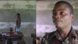 Samuel Gitau: KDF Officer Volunteers to Teach Students in Boni Forest after Teachers Flee Region