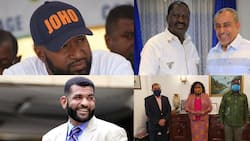 Raila's meetings with tycoon Shahbal sets ball rolling for Governor Joho's succession race