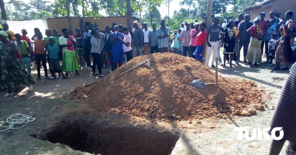 Thorns and Through the Window: Special Way Luhyas Bury Bachelors
