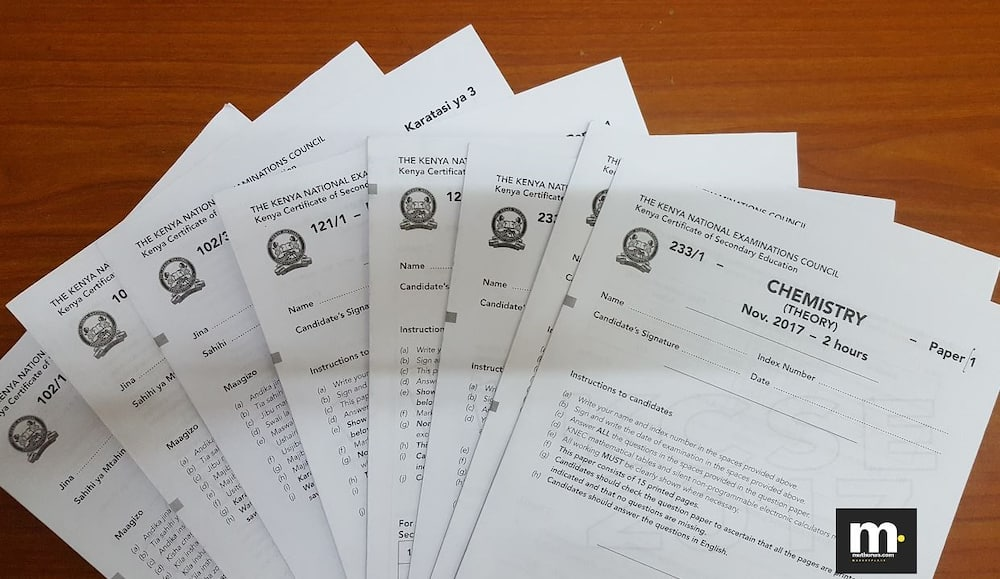 KCSE past papers with answers: get free and paid revision material