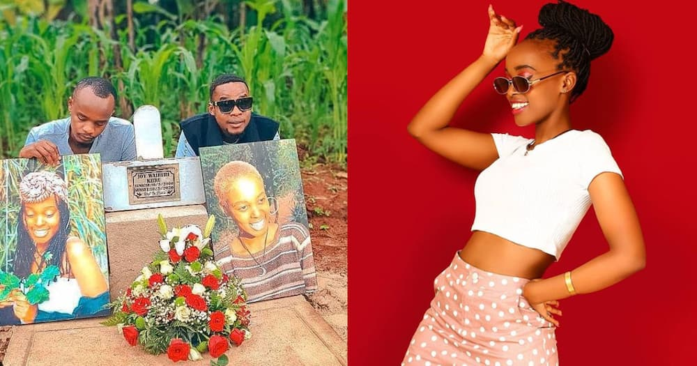 Gospel singer Ben Cyco marks late sister Joy's death anniversary with emotional message