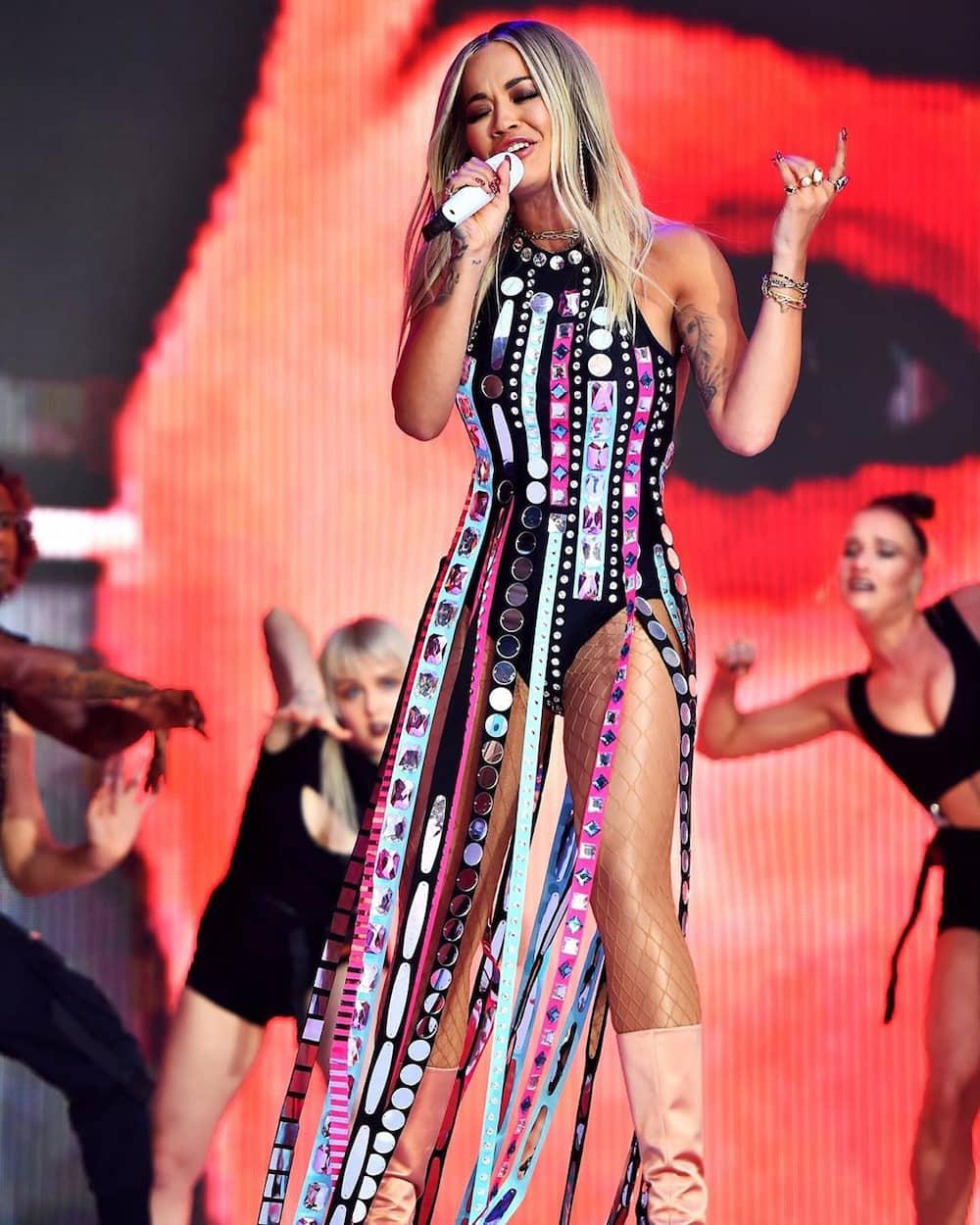 Rita Ora career