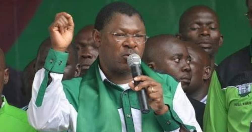 Moses Wetang'ula barred from presenting himself as FORD Kenya party leader