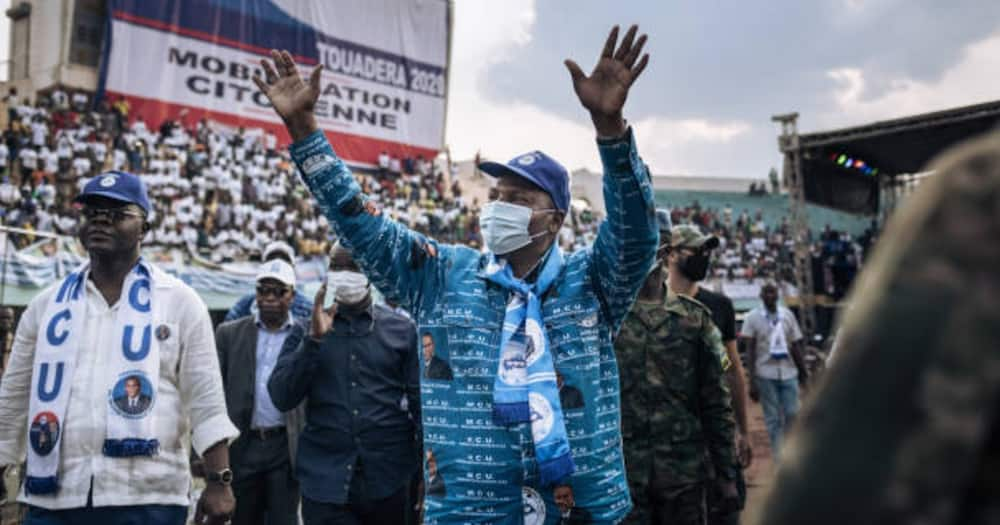 Opinion: Pressure on Central Africa Republic's legitimate authorities is increasing