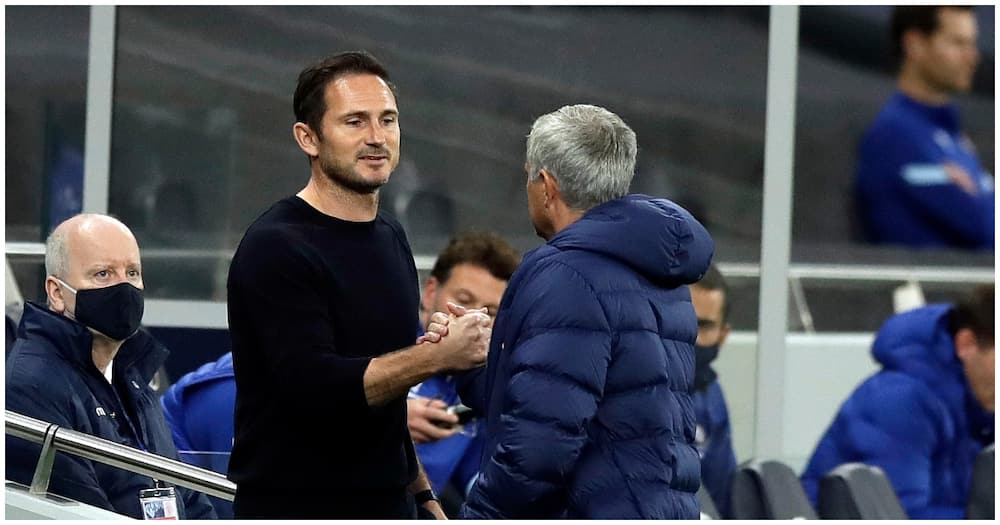 Jose Mourinho reacts to Frank Lampard sacking: Football is brutal