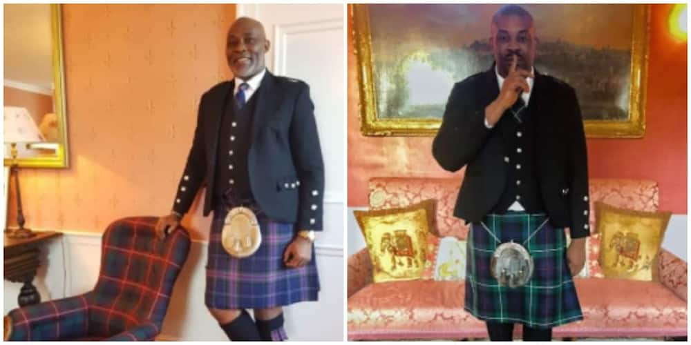 Photos of RMD and Don Jazzy.