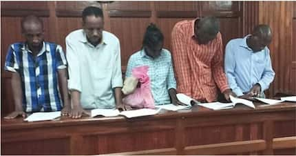 Court orders 5 DusitD2 terror attack suspects to be held for 30 days