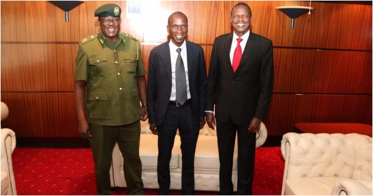 Eliud Kipchoge arrives in Mombasa ready for Mashujaa Day celebrations ▷ Kenya News