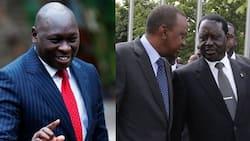Hakuna atakayeubwaga muungano wa Uhuru na Raila ifikiapo 2022 - Joshua Kutuny asema