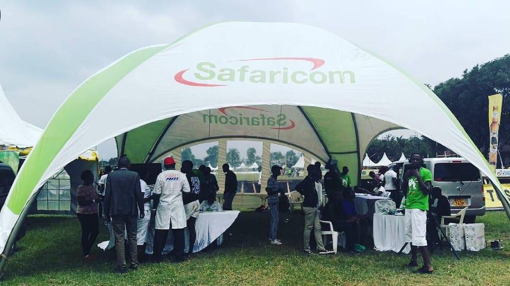 Who owns Safaricom