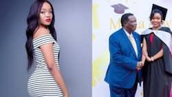 Nataka Uninunulie Rav 4 Sasa, Ujumbe wa Bintiye Atwoli Akiadhimisha Fathers' Day