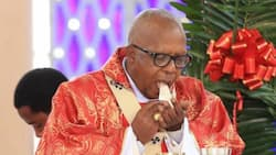 Atheists want DCI to arrest Cardinal Njue for not observing social distance during Palm Sunday