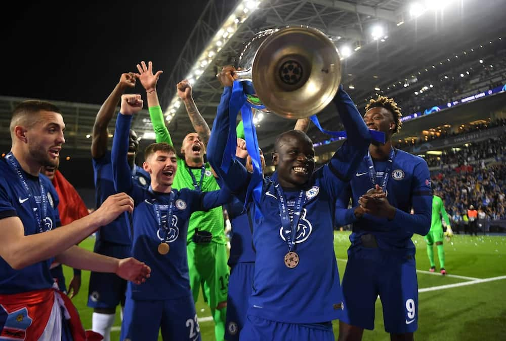 World's Football Fans Hail 1 Chelsea Player After Champions League Win Over Man City