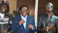 "James Orengo Meets Mbogi Genje, Promises to Support Them: ""Ni Warena"