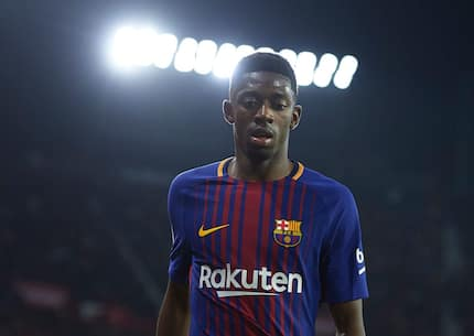 Ousmane Dembele finally apologises to Barcelona teammates for turning up late for training