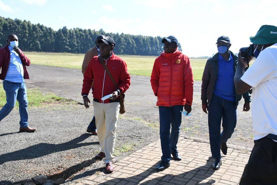 Oscar Sudi akamatwa na kusafirishwa jijini Nairobi