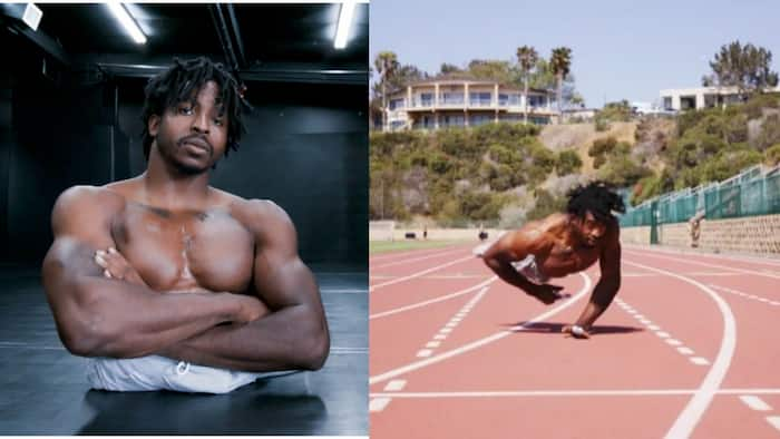 Zion Clark: Meet Fastest Man on Two Hands According to Guinness Records