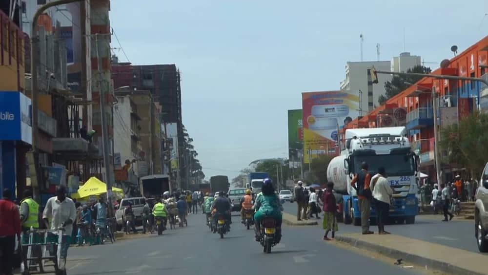 Eldoret: Polisi wamkamata dereva aliyemgonga na kumuua jamaa