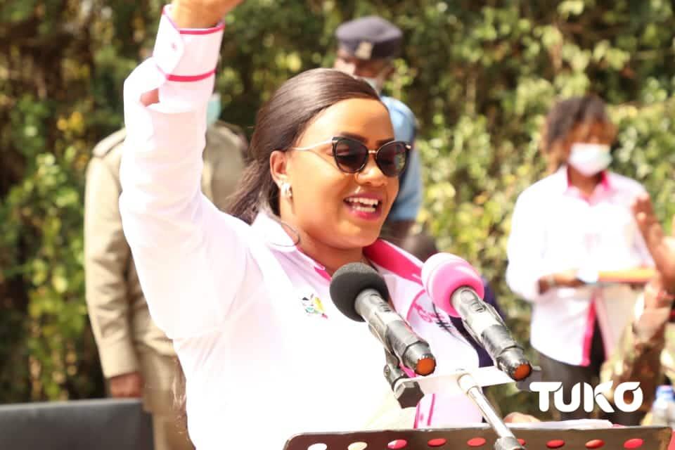Cate Waruguru adai Waziri Kagwe anamdharau Rais Uhuru Kenyatta