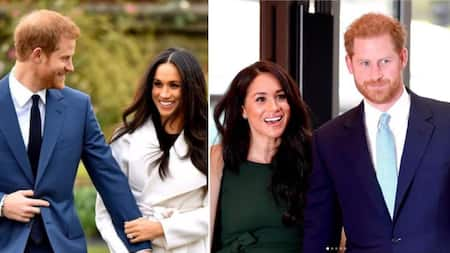 Stunning New Pics of Prince Harry, Meghan Markle Emerge on Duke's 37th Birthday