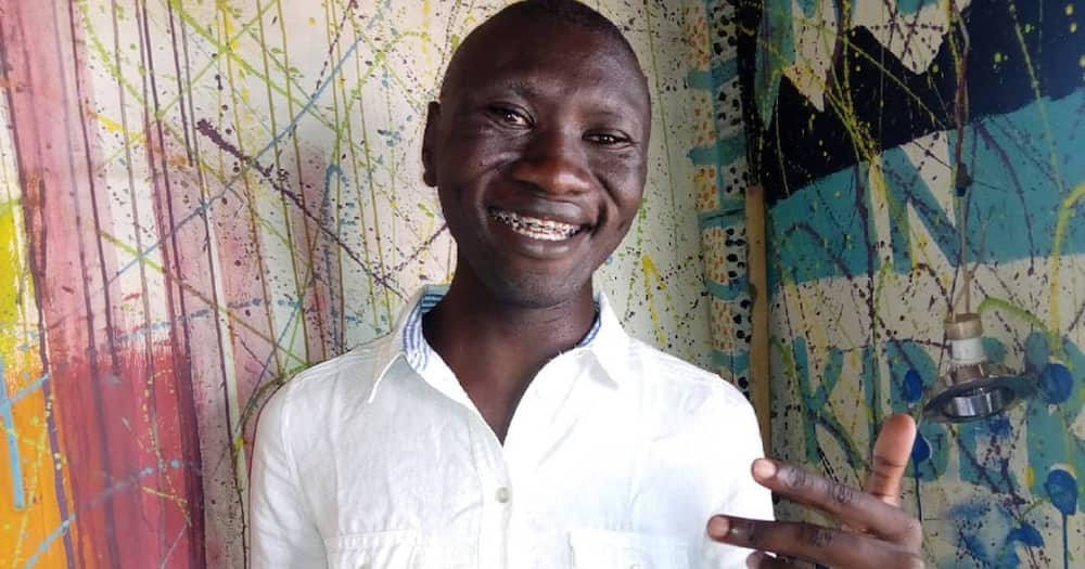 Stivo Simple Boy discloses he gave parents his first big cheque (KSh 50k) to drill borehole