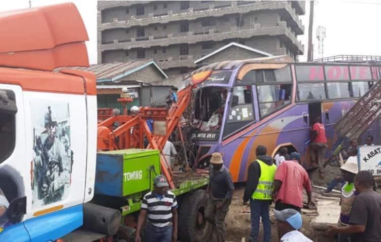 5 family members perish in Naivasha road accident