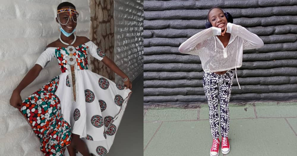 Whitney Ellen, the Girl Who Sung Her Way Into Cs Balala's Heart