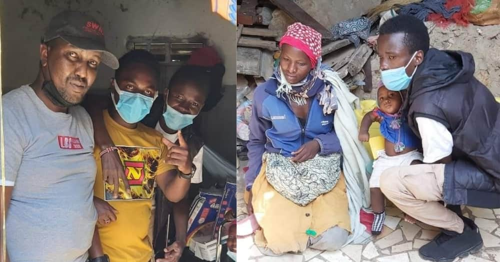 Sonko also requested well-wishers to come through for baby Elisha who needs to live like other children.