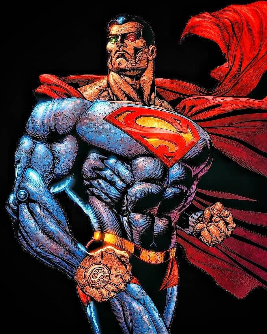 Cosmic Armor Superman
