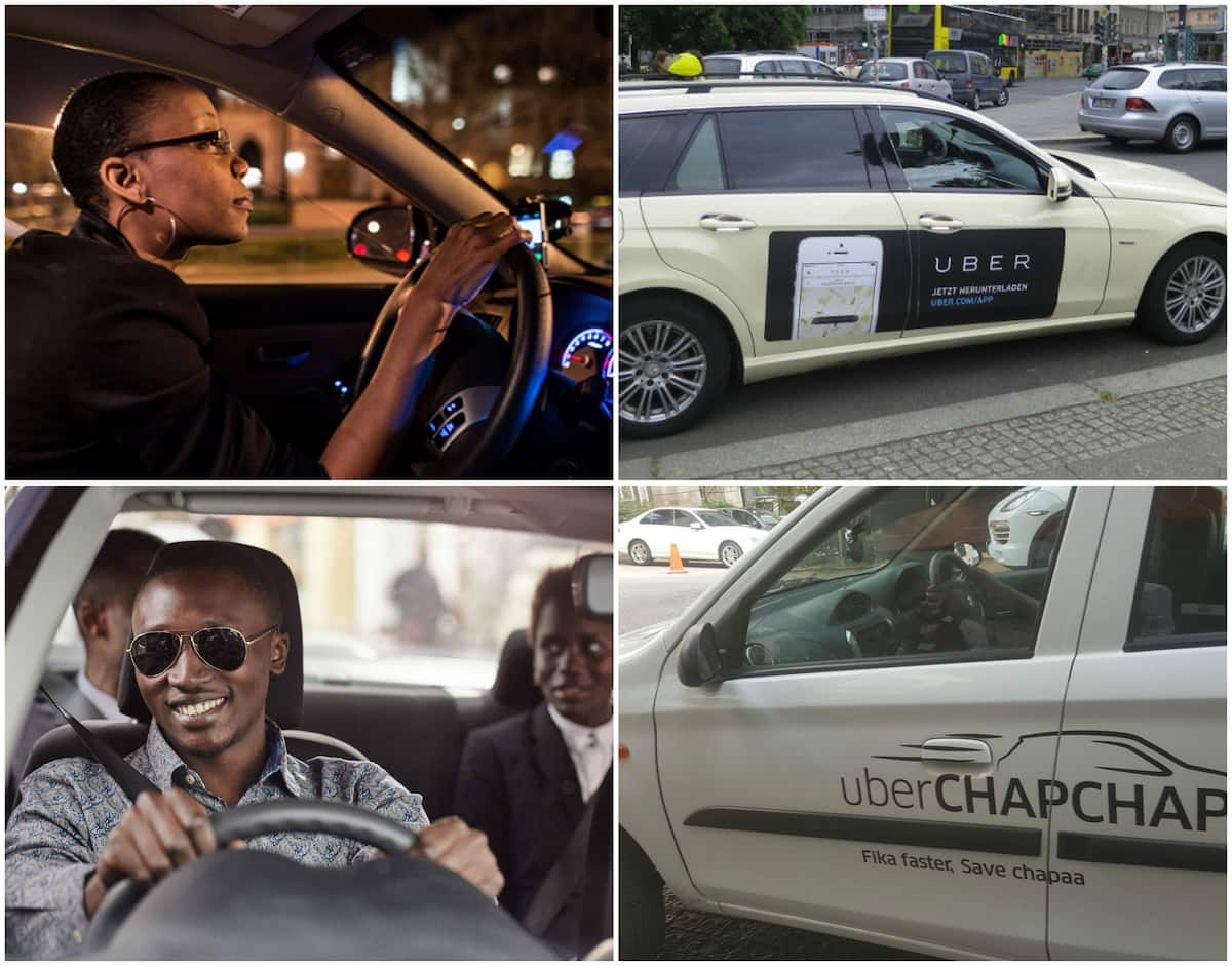 how much does an uber driver make in kenya