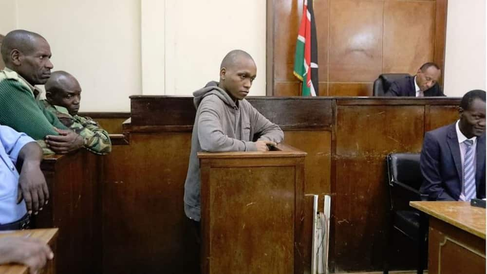 Suspect in Moi University student Ivy Wangechi's killing denied bail