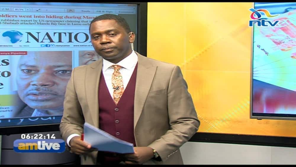 Best English news anchors in Kenya