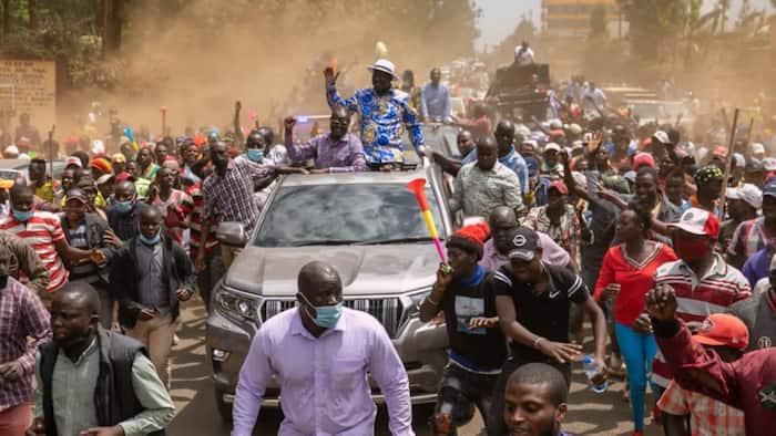 Raila Odinga Promises to Convert HELB Loan into Grant if Elected President