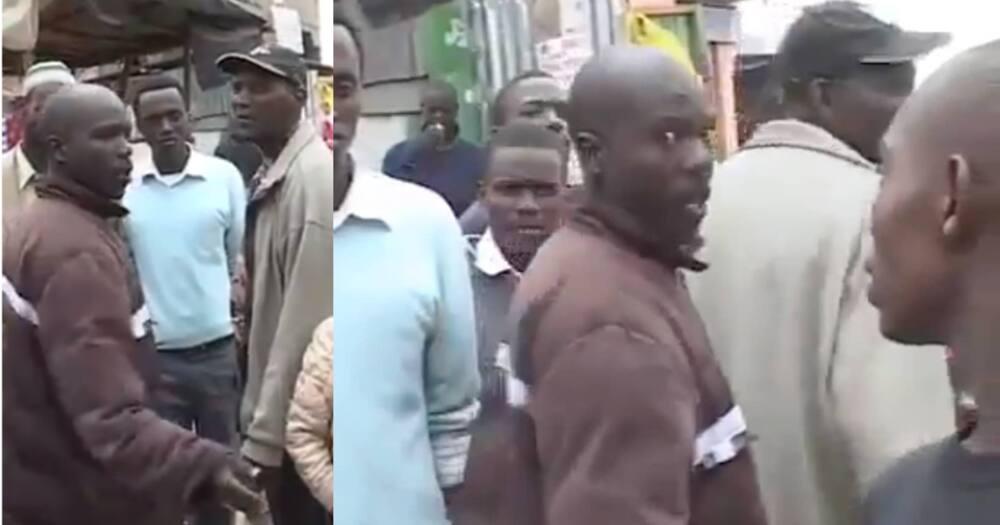 """""""Nitakufinya"""": Jamaa Aliyesambaa Mtandaoni Aomba Usaidizi"""