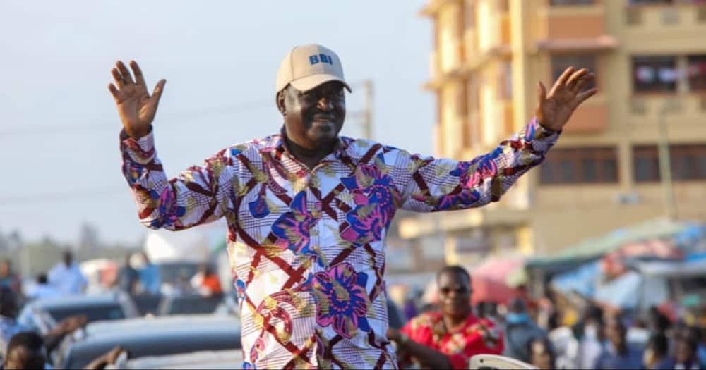 Raila Odinga said the loans would be instrumental in revitalising Kenya's economy following the COVID-19 pandemic.