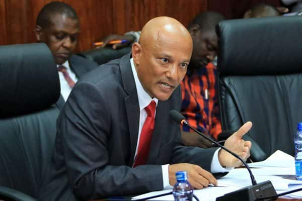 EACC nominee for CEO position almost in tears when asked about mother's history
